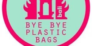 bye bye plastic bags bali