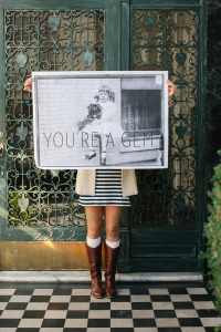 giant-valentine-posters you are a gem