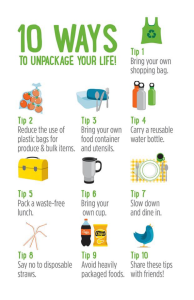 unpackage your life